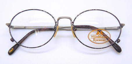 True Classic American Vintage  Eyewear by Willis and Geiger from The Old GLasses Shop Ltd