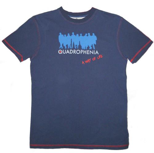 Lambretta Quadrophenia Blue T-shirt