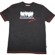 Lambretta Quadrophenia Black T-shirt