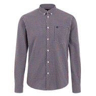 Merc Pitman Check Shirt