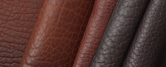 Big Horn Light Buffalo Leather Sides
