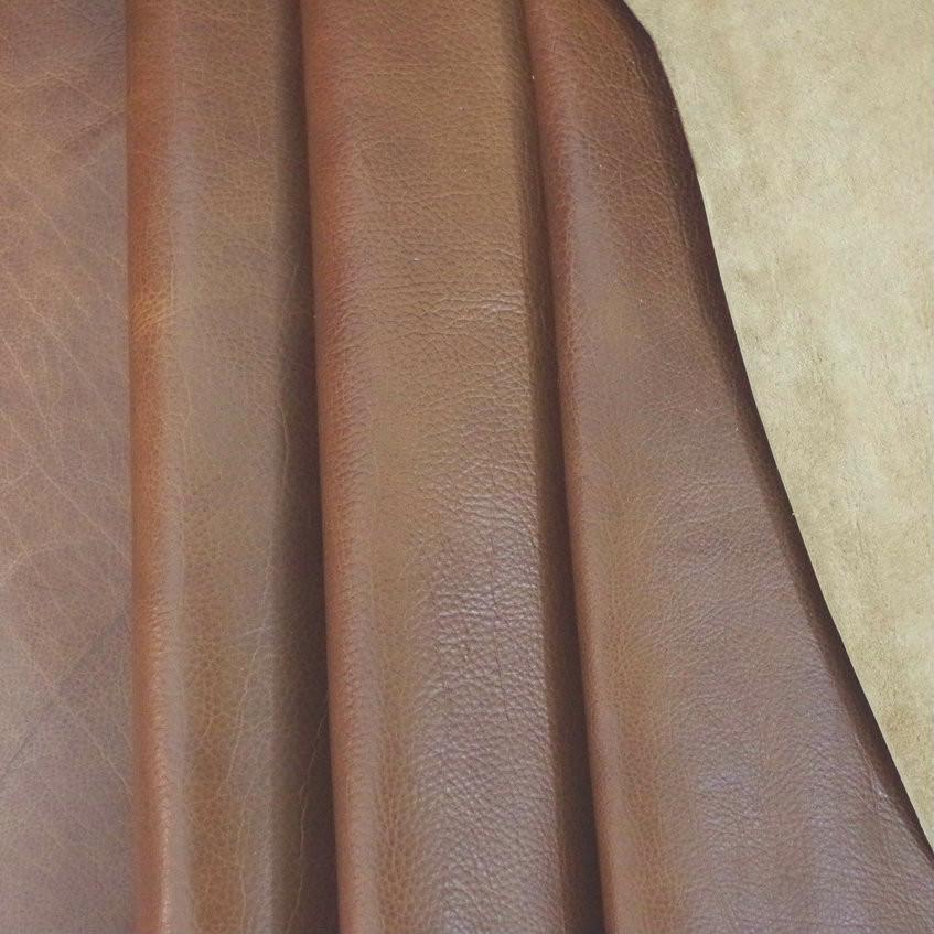 Mohawk Tan Buffalo Leather Hides The Buffalo Leather Store