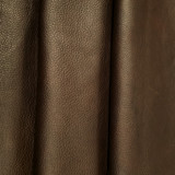 Iowa Chocolate Lite- Buffalo Leather Sides
