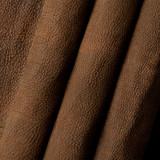 Navajo Mocha American Buffalo leather (Bison leather) sides