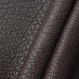 Big Horn Mahogany Light - (Preorder) Buffalo Leather Sides