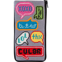 Texting Eyeglass Case