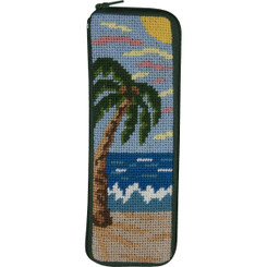 Tropical Beach Spec Case