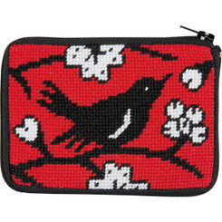 Blackbird Coin Purse
