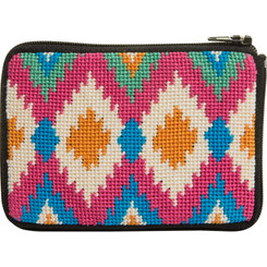 Ikat Coin Purse