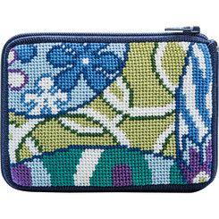 Imari Abstract Coin Purse