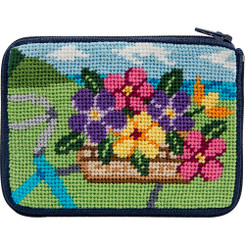 Springtime Ride Coin Purse