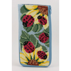 Ladybugs Eyeglass Case