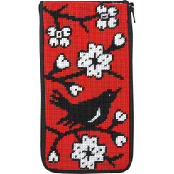 Blackbird Eyeglass Case