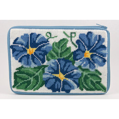 Morning Glories Purse