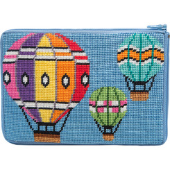 Balloons in Flight Purse