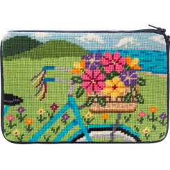 Springtime Ride Purse