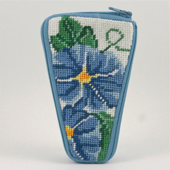 Morning Glories Scissor Case