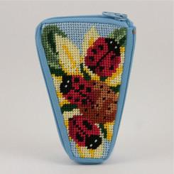 Ladybugs Scissor Case