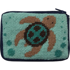 Sea Turtle Kids Coin Purse