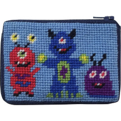 Monsters Kids Coin Purse