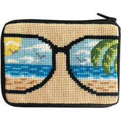 Life's a Beach Coin Purse