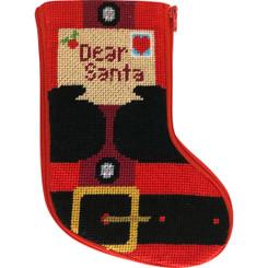 Letter to Santa Mini Stocking