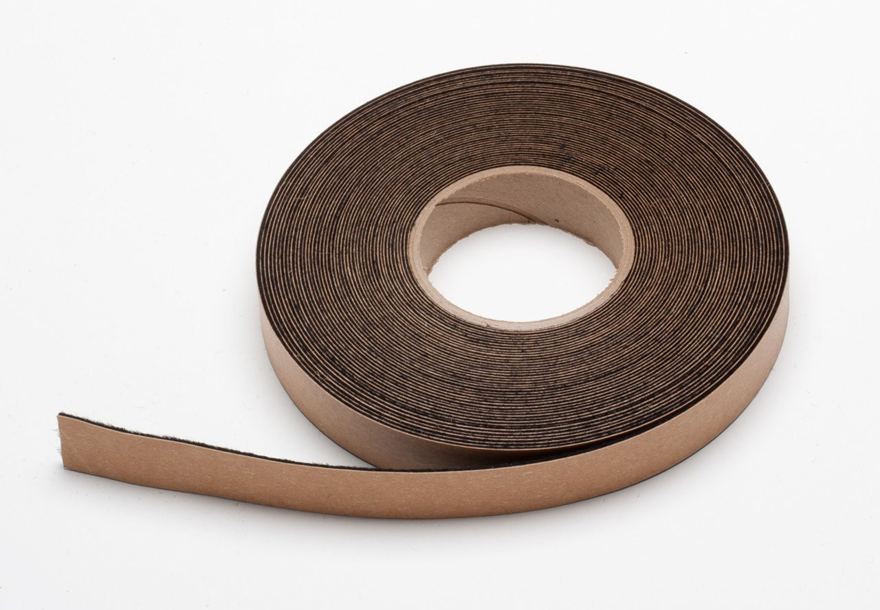Black Felt Stripping Adhesive Backed 3 4 Quot Wide X 1mm