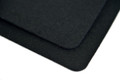 "Black F-1 Wool Felt, 1/8"" Thick x 60"" Wide"