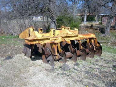 Corvette For Sale Dallas >> used for sale disc plow | Rome | TRCH12 | farm equipment
