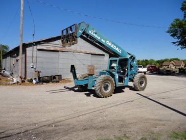 2003 Telehandler Forklift