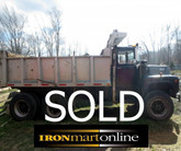 1979 Mack DM Tandem Axle Dump used for sale