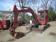 Kubota KH170 Mini Excavator used for sale