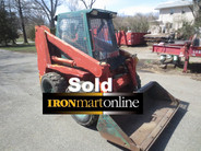 Gehl SL4625 Skid Steer used for sale