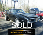 1968 Pontiac Firebird used for sale