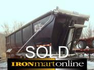 2004 JMH Steel Dump Trailer Full Frame Hauler