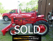 1948 Farmall Super A Tractor used for sale