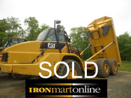 2008 Caterpillar 735 Articulated Dump Truck used for sale