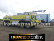 2000 E-One Titan HPR Aerial CFR Fire Truck used for sale