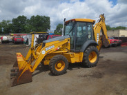 2003 John Deere 310SG 4x4 Backhoe Loader used for sale
