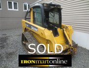 2007 John Deere CT 322 Skid Steer‏ used for sale