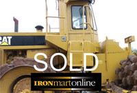 1989 Caterpillar 825C Soil Compactor used for sale