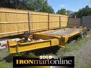 9 Ton Trailer A B Jersey, in very good condition.