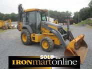 2007 John Deere 410J 4x4 Backhoe, in very good condition.