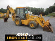 2003 John Deere 710G 4x4 Backhoe Loader, in very good condition.