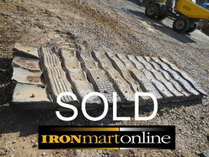 Set Of Ground Protection Mats Used For Sale