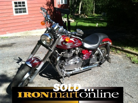 2004 Triumph Speedmaster Motorcycle used for sale