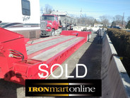 50 Ton Lowboy Eager Beaver Trailer used for sale