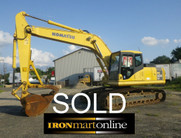2004 Komatsu PC200LC-7 Excavator used for sale