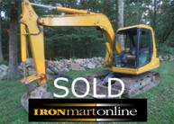 1999 Komatsu PC60-7 Excavator used for sale