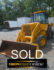John Deere 410B 4x4 Backhoe Loader used for sale